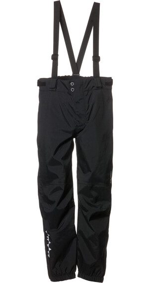 """Isbjörn Junior Hurricane Hard Shell Pants Black"""